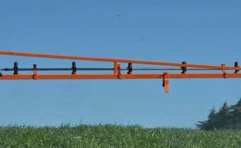 Ajuste do espectro de gotas para a máxima eficiência técnica do controle químico
