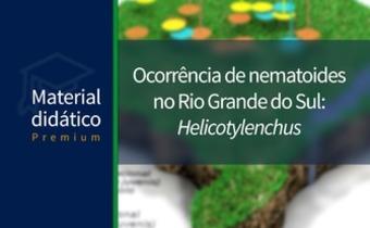 Ocorrência de nematoides no Rio Grande do Sul: <em>Helicotylenchus</em>