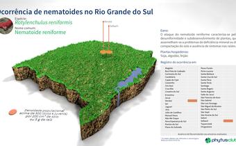 Ocorrência de nematoides no Rio Grande do Sul: <em>Rotilenchulus</em>