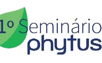 Palestra sobre Manejo integrado de doenças em áreas irrigadas apresentada no 1º Seminário Phytus